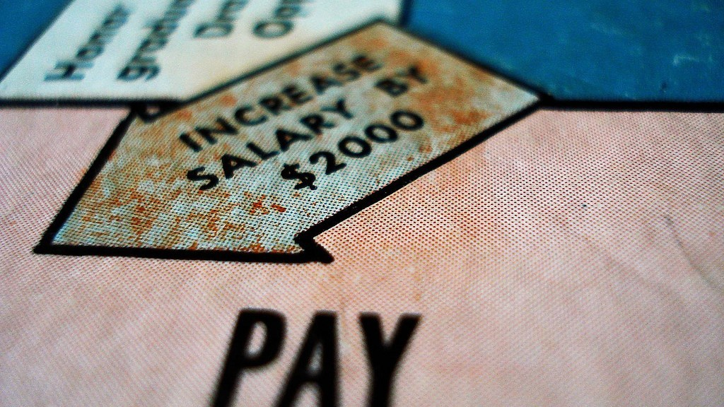 Are you due a pay rise?